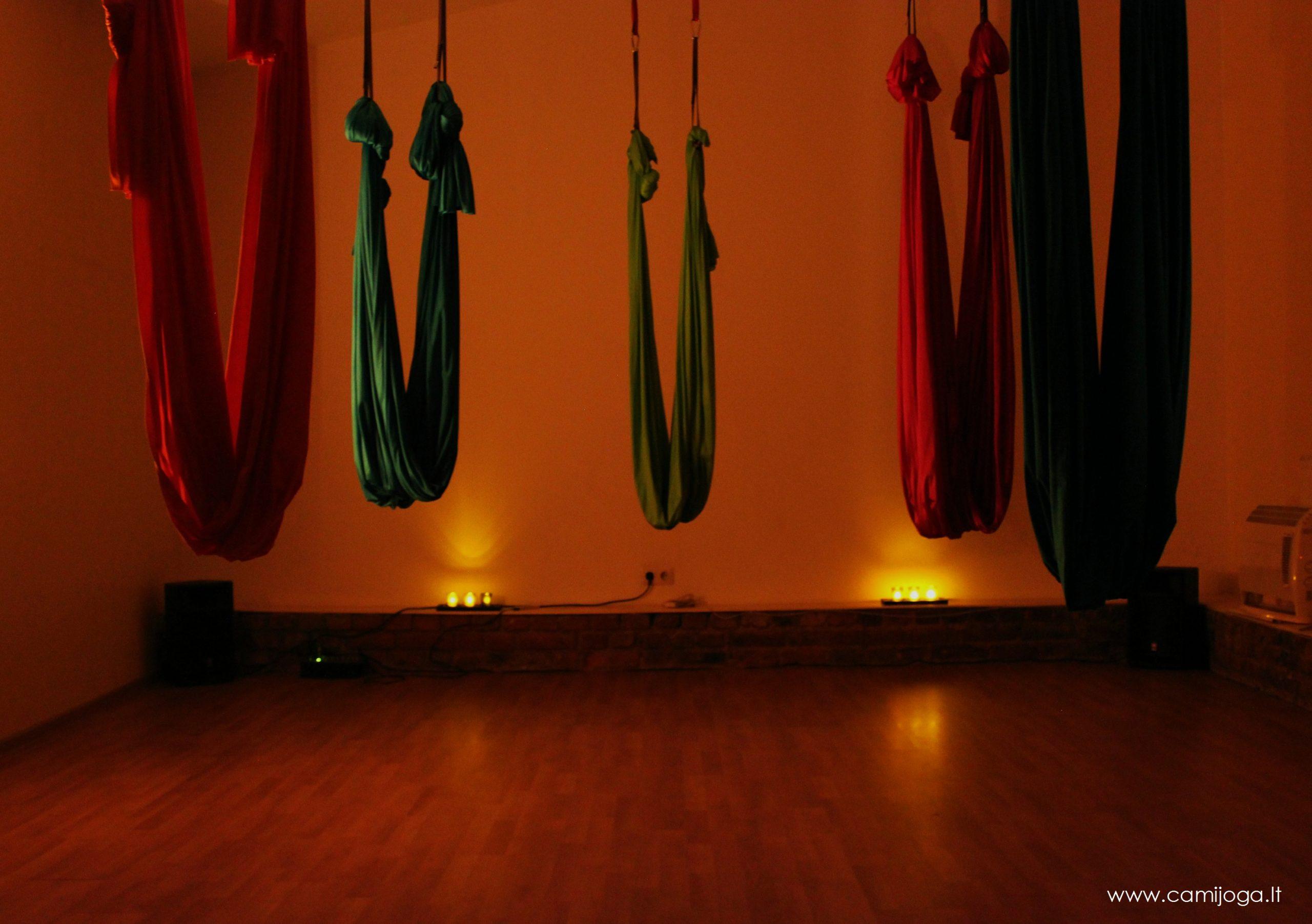 Antigravitacinė meditacija Naktyje [event]