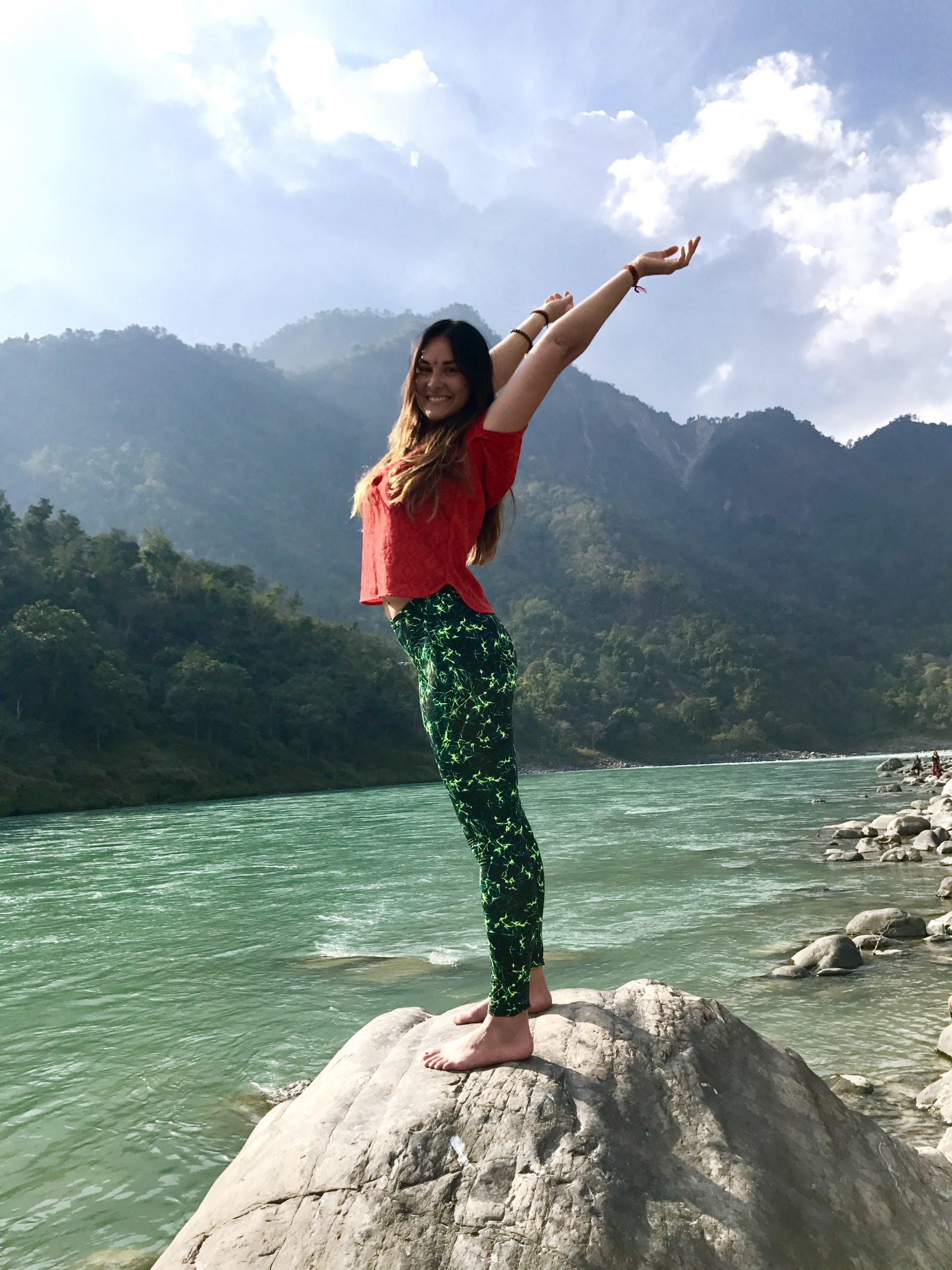 Interviu apie jogą ir jos naudą @ kvanto.lt [article]