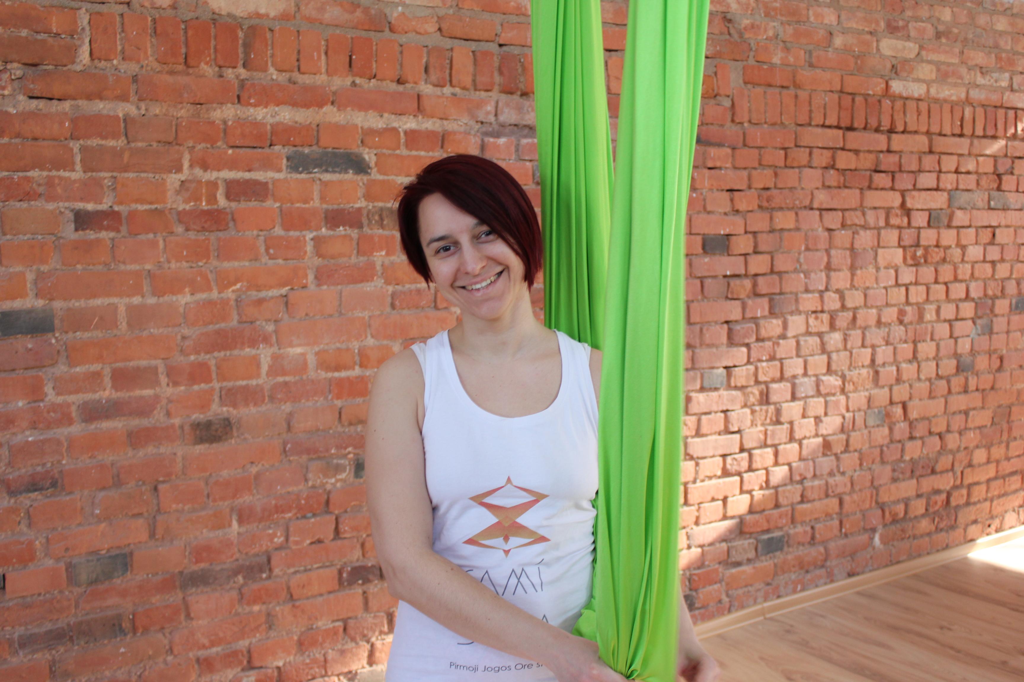 Mokytoja Ingrida Jaya Rybelienė