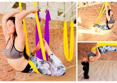 oro joga aerial yoga camiyoga camille shakti