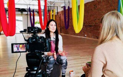 Video interviu su @Pozityvus dienoraštis