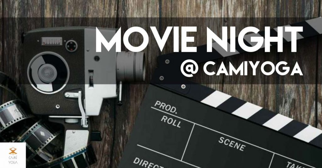 Movie night @CamiYoga